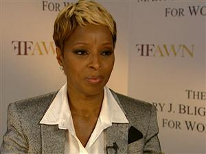 Free Mary J. Blige Screensaver Download